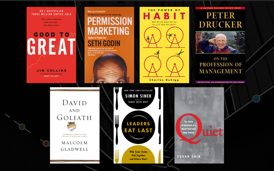 7 Must-Read Books For Digital Marketing Professionals