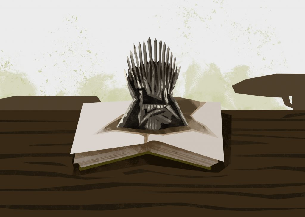 Spoiler Alert! Topic Ideation Lessons from Game of Thrones