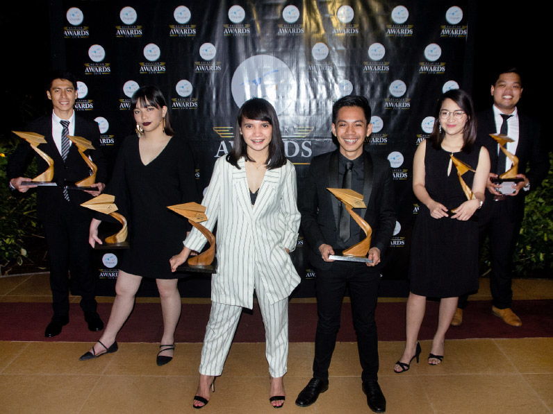 Propelrr Hosts the Second Aviator Awards Night
