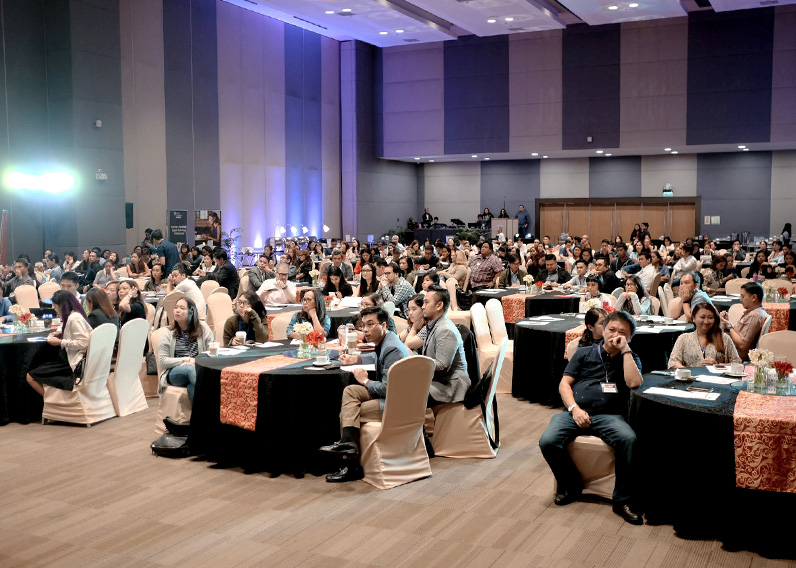Digital marketing Asia 2018 Philippines attendees