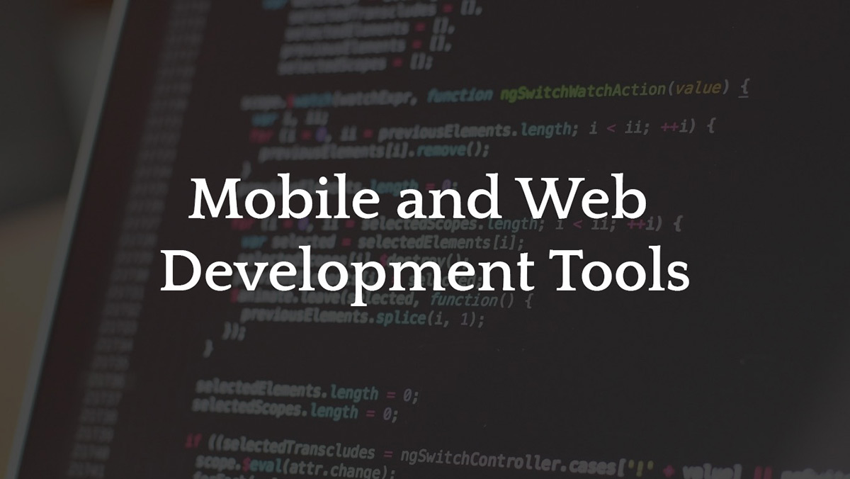 mobile and web development