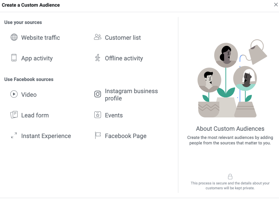 Look-alike audiences based on users who installed your app
