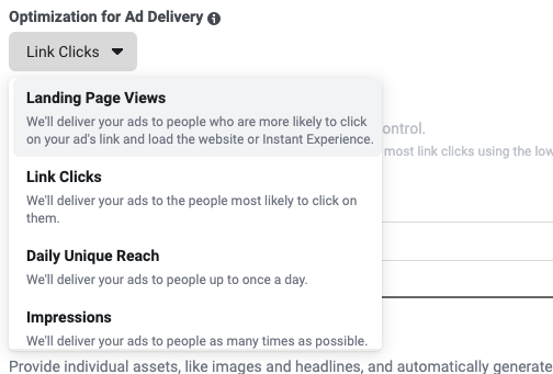 Optimizing ad delivery