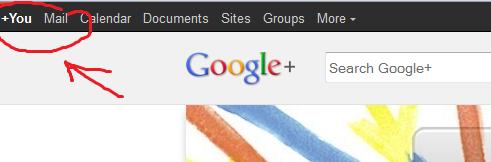 Google Plus Creation