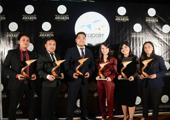Unstoppable at 9: Propelrr Hosts 3rd Aviator Awards Night