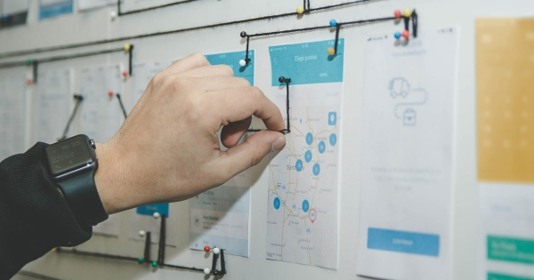 A Blueprint To Jumpstart Your First UX Design Project