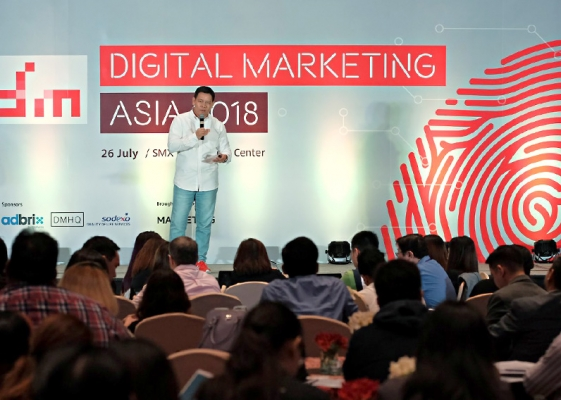 Philippines' Digital Marketing Asia 2018 Showcased Propelrr Framework