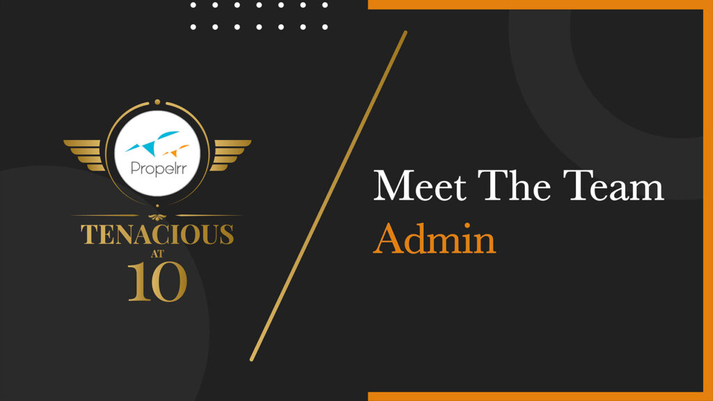 Meet The Admin Team
