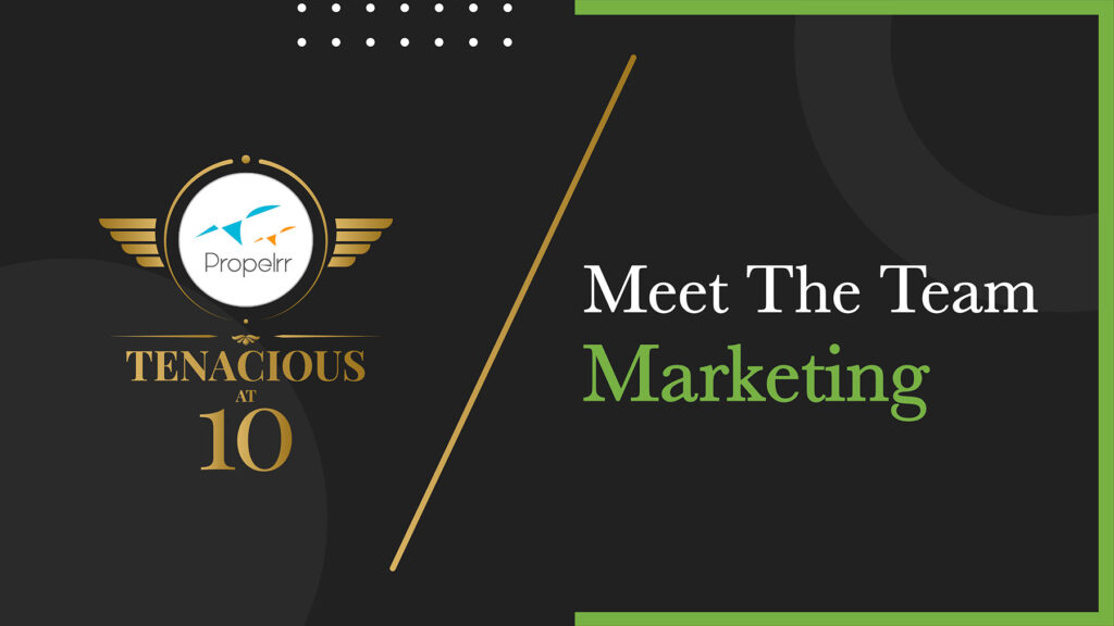 Meet The MKTG Team