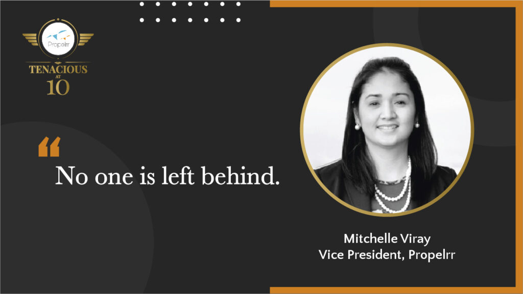 Mitchelle Viray's Opening Message