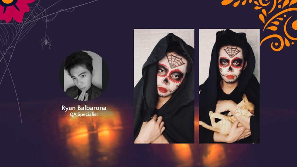 tech team face paint 2