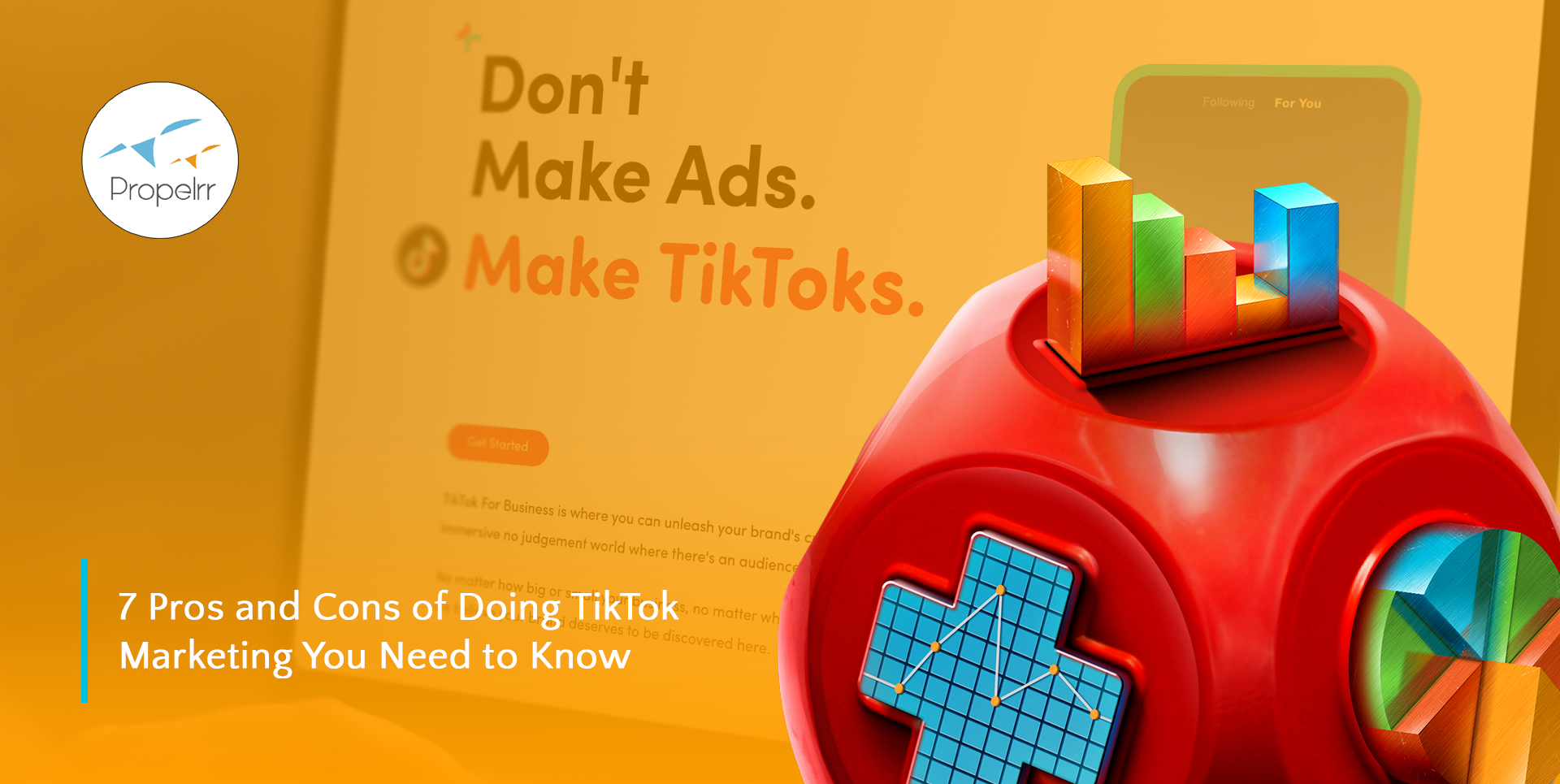 7 Pros and Cons of Doing TikTok Marketing You Need to Know