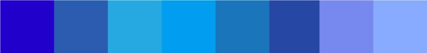link color is blue